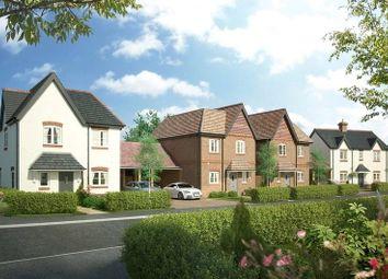 Thumbnail 3 bed terraced house for sale in Eldridge Park, Bell Foundry Lane, Wokingham