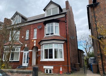 Thumbnail 5 bed semi-detached house for sale in Snowdon Road, Eccles, Manchester, Greater Manchester