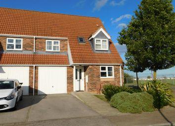 3 bed end terrace house for sale in Hares Close, Ingoldmells, Skegness PE25