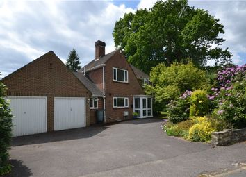 Thumbnail 4 bed detached house for sale in Lime Avenue, Camberley, Surrey