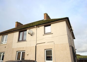 Thumbnail 2 bed flat for sale in Woodend Park, Cardenden, Fife