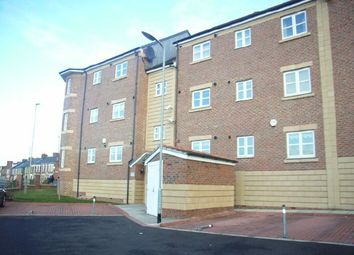 Thumbnail 2 bed flat to rent in The Glebe, Westoe Road, South Shields