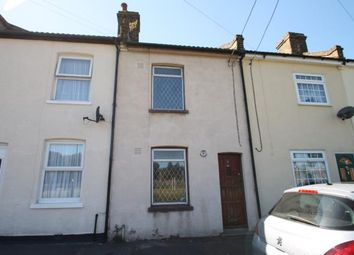 Thumbnail 2 bedroom terraced house for sale in New Cottages, High Street, Bean, Dartford