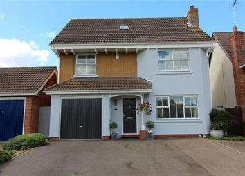 Thumbnail 5 bed detached house for sale in Flatford Road, Haverhill, Suffolk