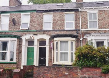 Thumbnail 1 bed terraced house to rent in Nunnery Lane, York