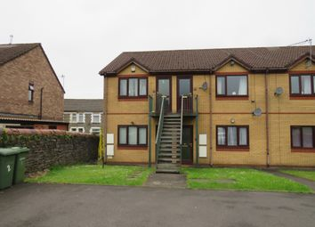 Thumbnail 1 bed flat for sale in Commercial Street, Aberbargoed, Bargoed