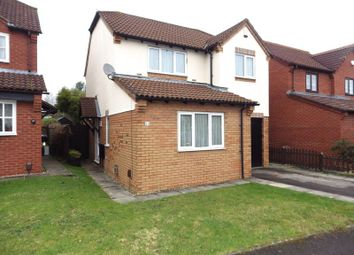Thumbnail 3 bed detached house for sale in Stanshaws Close, Bradley Stoke, Bristol