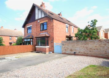 Thumbnail 3 bed semi-detached house for sale in St. Marys Road, Dunsville, Doncaster