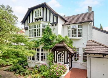 Thumbnail 5 bed detached house for sale in Broadlands Avenue, Shepperton