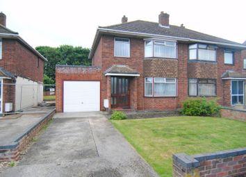 Thumbnail Semi-detached house for sale in Lavington Drive, Longlevens, Gloucester