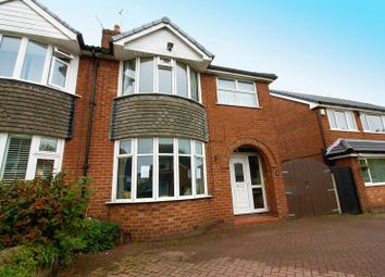 Thumbnail 3 bed semi-detached house for sale in Sandown Road, Sunnybank, Bury