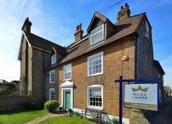 Thumbnail 5 bed semi-detached house for sale in Bromstone Road, Broadstairs