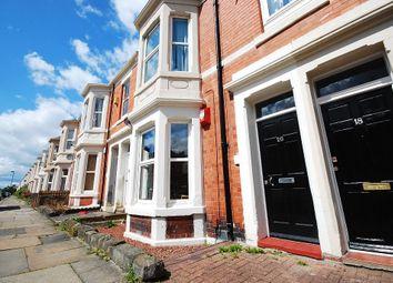 Thumbnail 5 bedroom maisonette to rent in Bayswater Road, Jesmond, Newcastle Upon Tyne