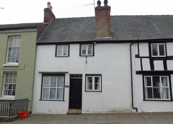Thumbnail 2 bed terraced house for sale in 5, Mount Street, Welshpool, Powys