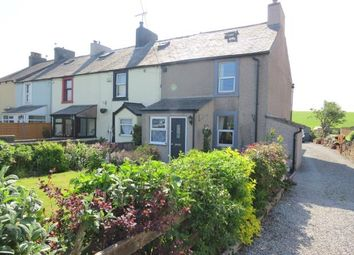 Thumbnail 2 bed end terrace house for sale in Arkleby Road, Aspatria, Wigton