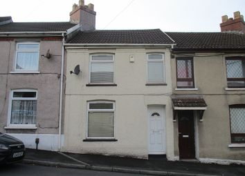 Thumbnail 3 bed terraced house for sale in East Street, Goytre, Port Talbot, Neath Port Talbot.