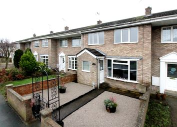 Thumbnail 3 bed terraced house for sale in Laburnum Avenue, Cranswick, Driffield