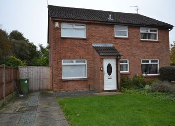 Thumbnail 2 bed semi-detached house to rent in Brierley Close, Netherton, Liverpool