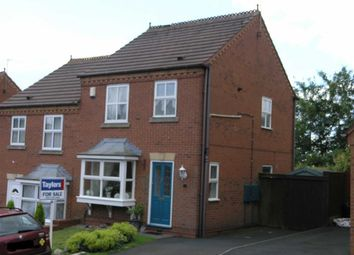Thumbnail 3 bedroom semi-detached house for sale in Cardoness Place, Dudley