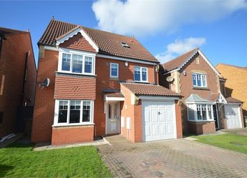 Thumbnail 5 bed detached house for sale in Weymouth Drive, Biddick Woods, Houghton-Le-Spring, Tyne & Wear..