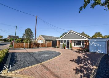 Thumbnail 3 bed detached bungalow for sale in Aingers Green, Great Bentley, Colchester