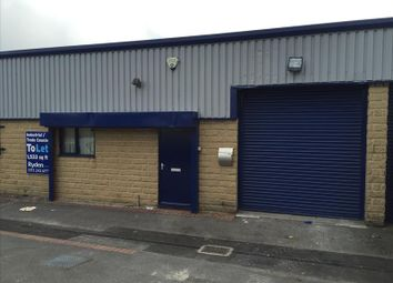 Thumbnail Light industrial to let in Unit 6 Victoria Park Industrial Estate, Lightowler Road, Halifax