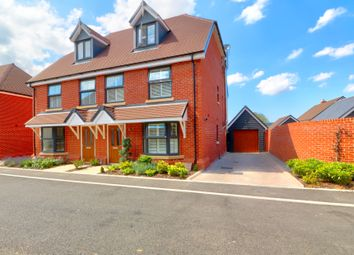 Thumbnail 4 bed semi-detached house for sale in Ramsfield, Wye, Ashford
