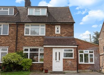 Thumbnail 5 bed semi-detached house for sale in Hamilton Way, Wallington