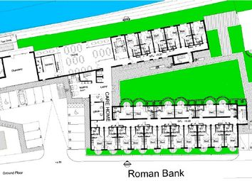 Thumbnail Commercial property for sale in Care Home Opportunity, Roman Bank, Spalding
