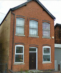 Thumbnail Studio to rent in Cherrywood Road, Birmingham