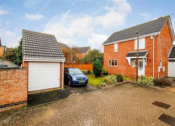 Thumbnail 3 bed detached house for sale in Wolsey Gardens, Bradwell, Milton Keynes