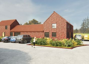 Thumbnail 3 bed barn conversion for sale in Barn Grove, Mattersey Thorpe, Doncaster