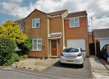 Thumbnail 3 bedroom semi-detached house for sale in Tyler Road, Ratby