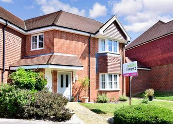 Thumbnail 1 bedroom maisonette for sale in Toronto Road, Petworth, West Sussex