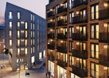 Thumbnail 1 bed flat for sale in The Ram Quarter, 11 Armoury Way, Wandsworth, London