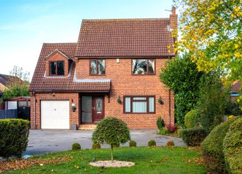 Thumbnail 4 bed detached house to rent in Park Lane, Barlow, Selby