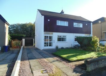 Thumbnail 2 bed semi-detached house to rent in Dunvegan Avenue, Elderslie, Johnstone