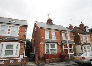 Thumbnail 2 bedroom flat to rent in Pangbourne Street, Reading