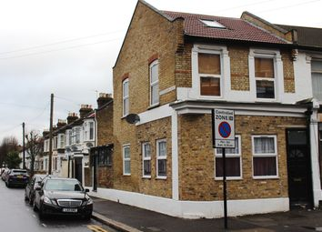 Thumbnail 1 bed flat for sale in Capworth Street, Leyton