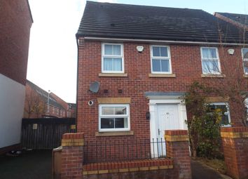 Thumbnail 3 bedroom semi-detached house for sale in Cardinal Street, Cheetham, Manchester