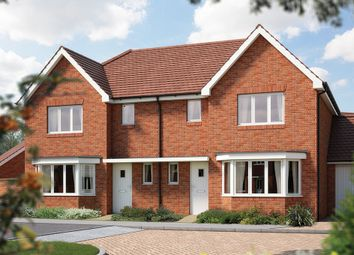 "Thumbnail 3 bed semi-detached house for sale in ""The Ewell"" at Iden Hurst, Hurstpierpoint, Hassocks"