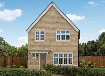 Thumbnail 3 bed detached house for sale in Woodlands, Calverley Lane, Leeds, West Yorkshire