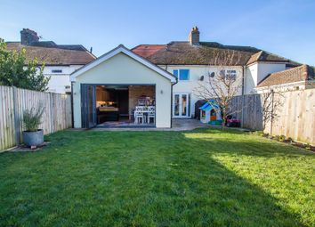 Thumbnail 4 bed semi-detached house for sale in Fulbourn Road, Teversham, Cambridge