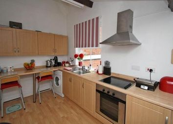 Thumbnail 2 bed flat to rent in Vickers Street, Nottingham