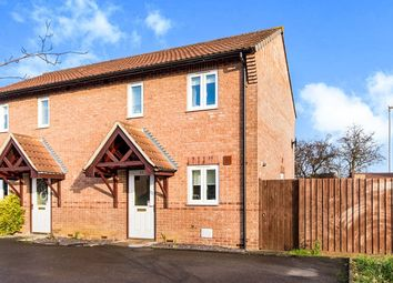 Thumbnail 2 bed semi-detached house for sale in St. Andrews Drive, Saxilby, Lincoln