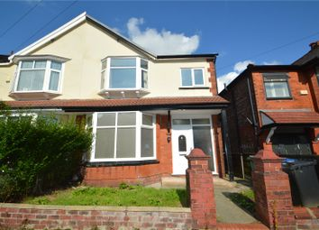 Thumbnail 4 bedroom semi-detached house to rent in Sedgley Avenue, Prestwich, Manchester
