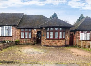 Thumbnail 2 bedroom semi-detached bungalow for sale in Woodford Crescent, Pinner