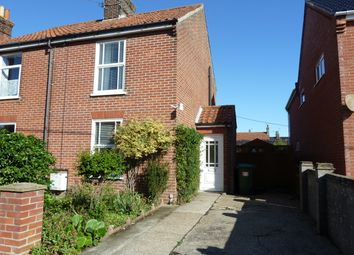 Thumbnail 3 bed semi-detached house to rent in Seaview Road, Reydon, Southwold
