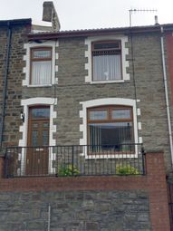 Thumbnail 2 bed terraced house to rent in Penybont Road, Abertillery, Gwent