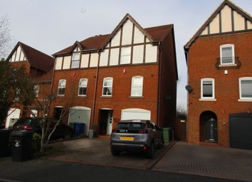 Thumbnail 3 bedroom town house to rent in Kensington Drive, Tamworth